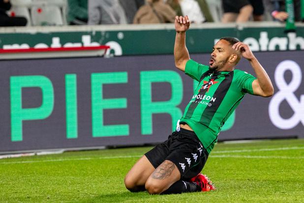 Braziliaan Vitinho komt stilaan op dreef bij Cercle Brugge