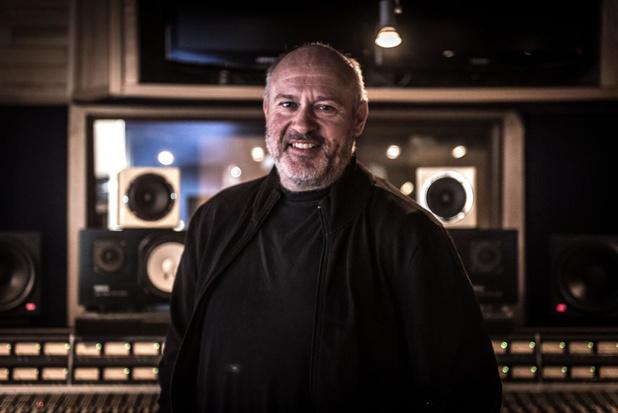 Belgische producer Patrick Hamilton voor de vierde keer op één in de UK, een record !