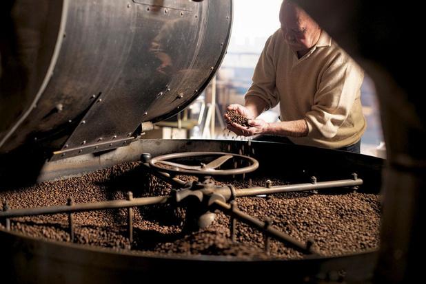 Café Looze, représentant du noble métier d'artisan torréfacteur à Feluy