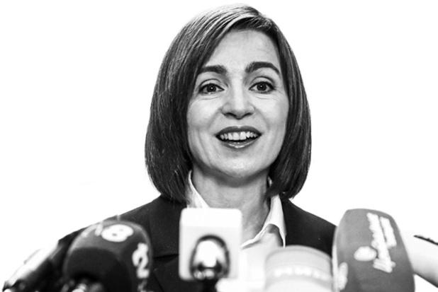 Maia Sandu - Moldavië kiest voor Europa