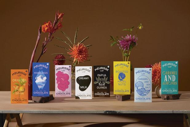 Meurisse, la plus ancienne marque de chocolat belge, le retour du coeur