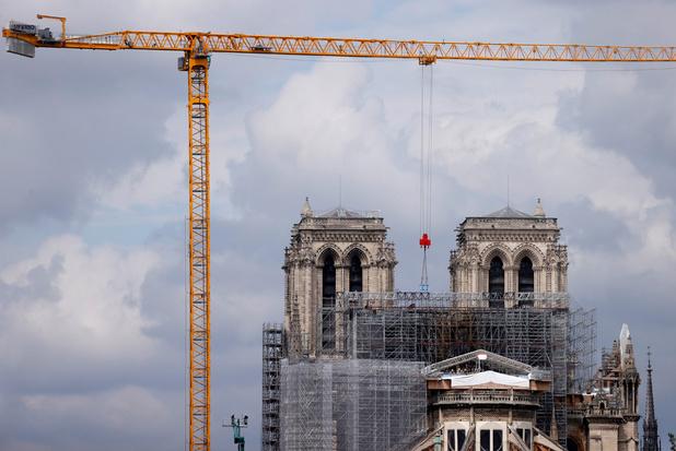 Reconstructie Notre-Dame begint volgend jaar