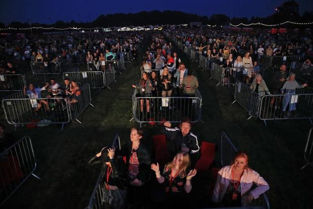 Kortrijk krijgt coronaproof evenementenplein