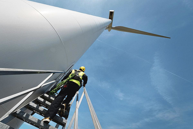 Les éoliennes de Flandre vacillent