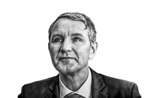 Björn Hocke - Is staatsgevaarlijk
