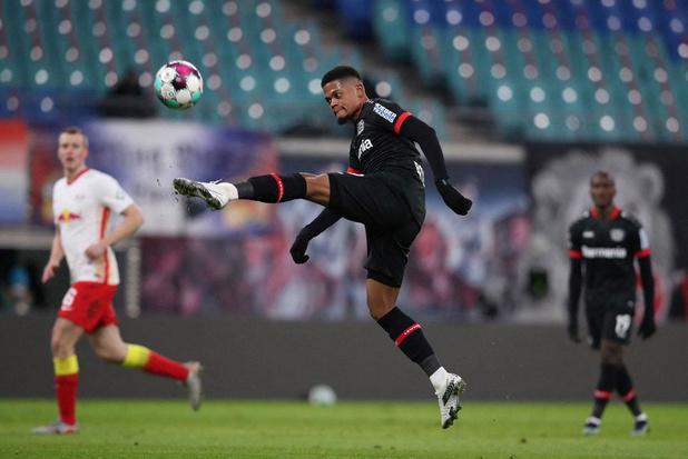 Hannes Wolf moet met Bayer Leverkusen 'het laatste doel' bereiken