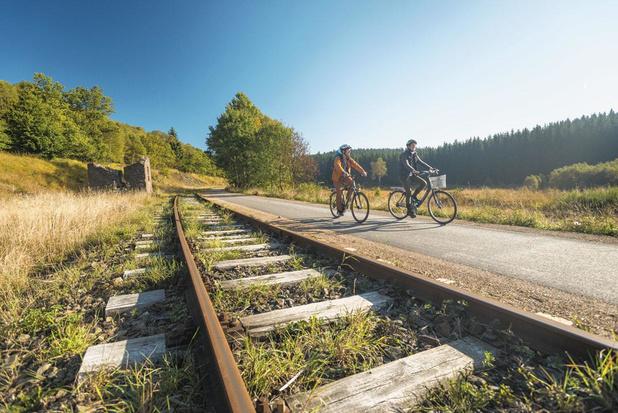 Cyclotourisme en Belgique: La Vennbahn, le paradis des cyclistes
