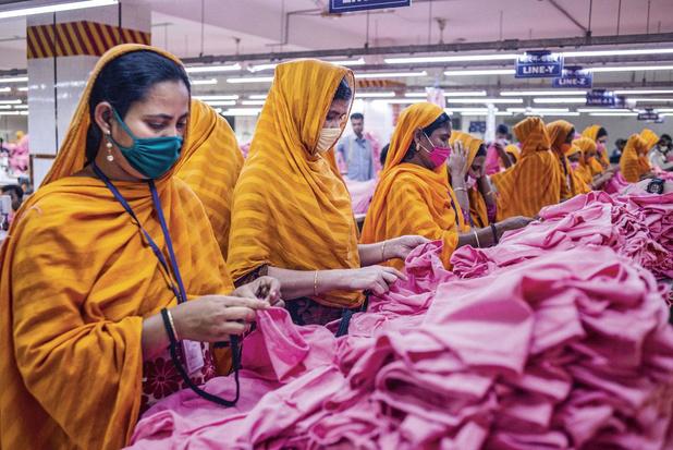 15 Belgische bedrijven annuleerden bestellingen in Bangladesh
