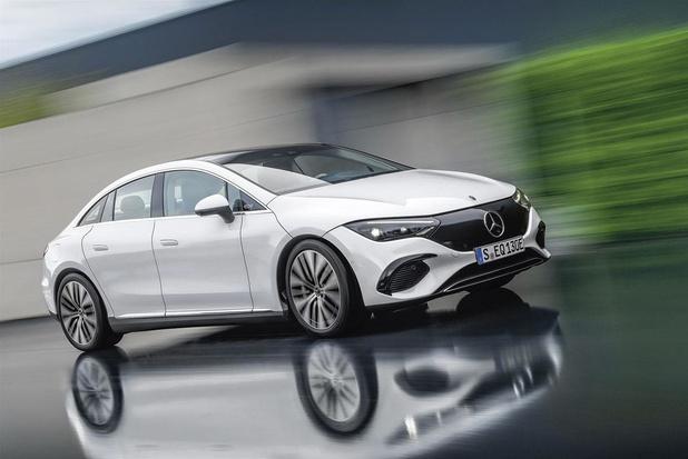 "Mercedes EQE: l'anti ""Model S""?"