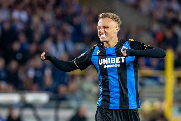 Club Brugge legt KV Oostende over de knie