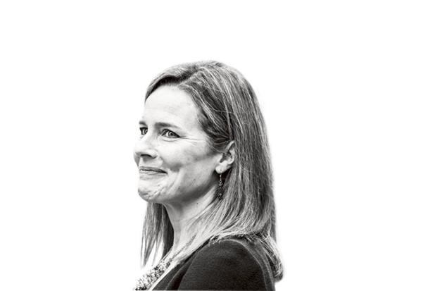 Amy Coney Barrett beschermt ongeboren leven