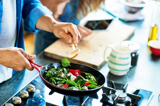 8 voedingsmiddelen als basis van een gezond menu