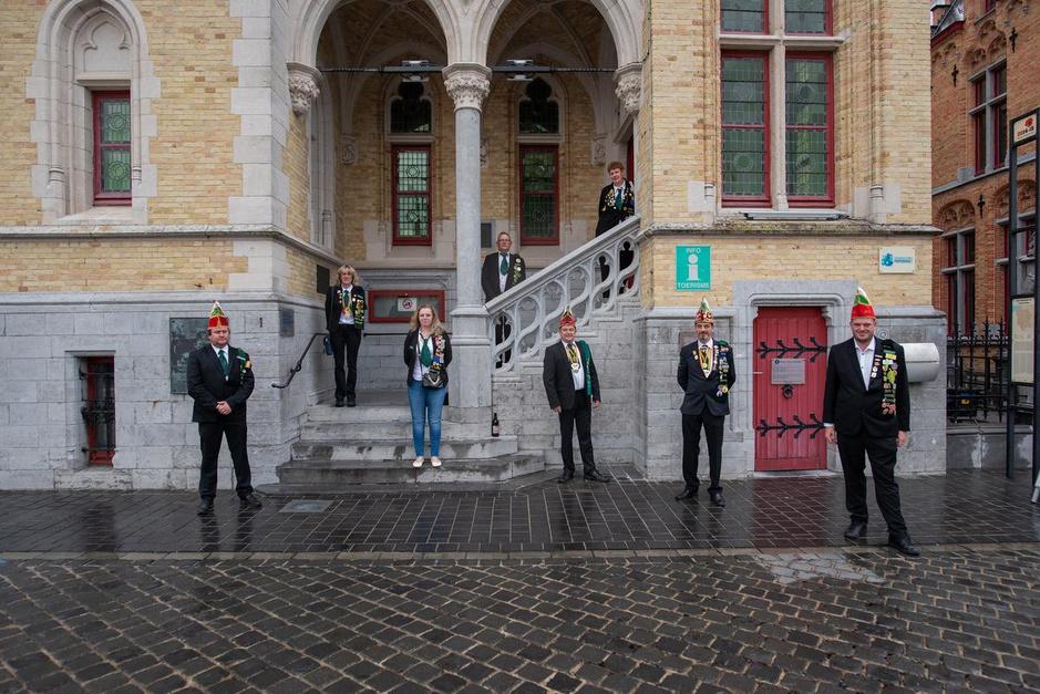 Vzw Keikoppencarnaval bekijkt opties voor carnaval 2021 met burgemeester