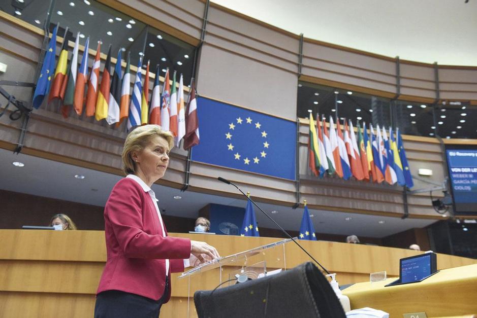 """""""L'Europe a échoué dans sa gestion de la pandémie"""""""