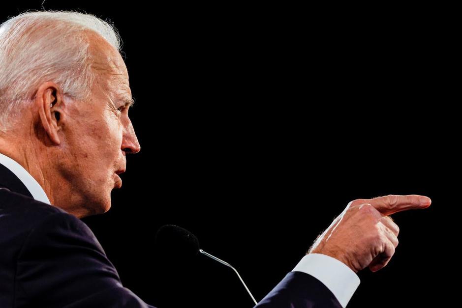 Wie is Joe Biden, de kandidaat die Donald Trump het vuur aan de schenen legt?