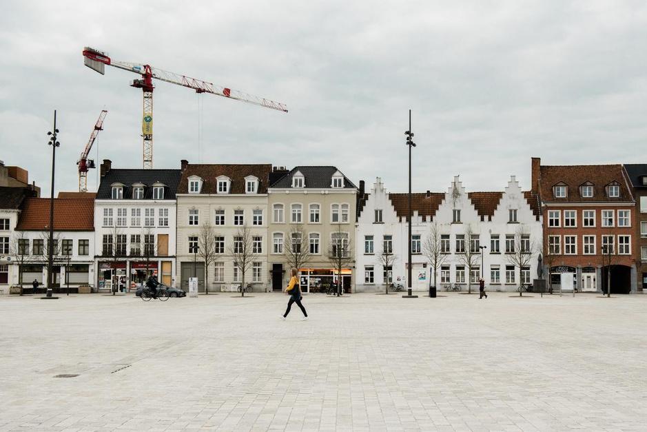 """100 coronavrije kilometers door West-Vlaanderen""""Hoe minder volk in mijn winkel, hoe beter"""""""