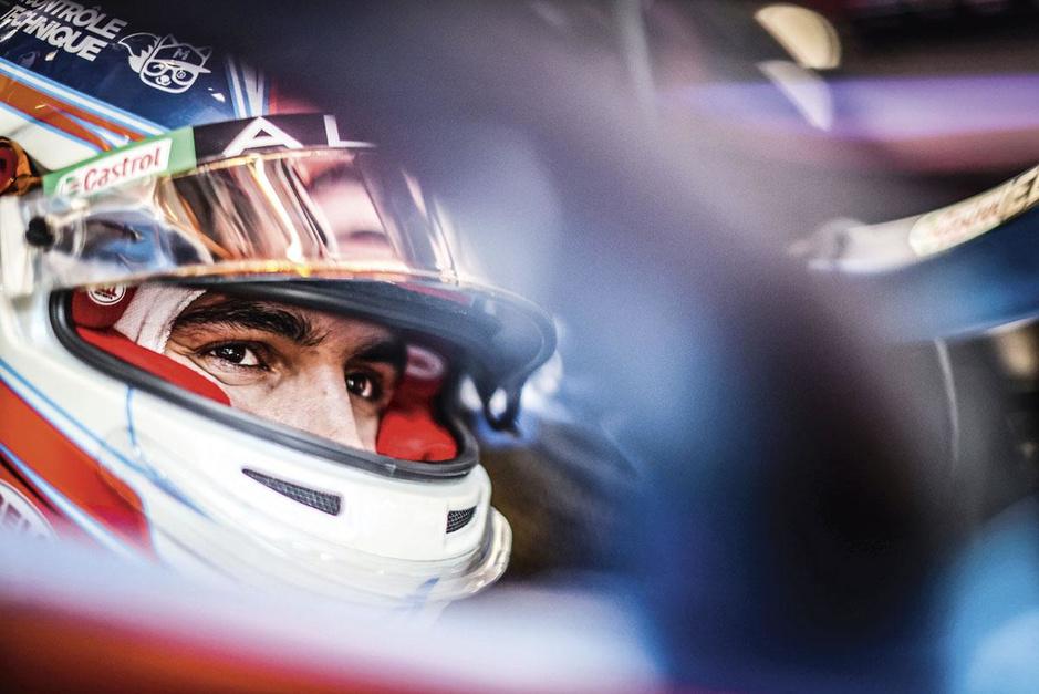 GP van Francorchamps: wat doet een race met een F1-rijder?