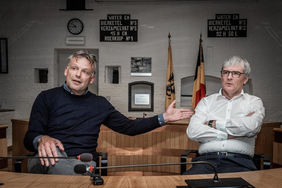 """SP.A-burgemeesters Vandenberghe en Lansens: """"SP.A moet 'flinkser' durven zijn"""""""