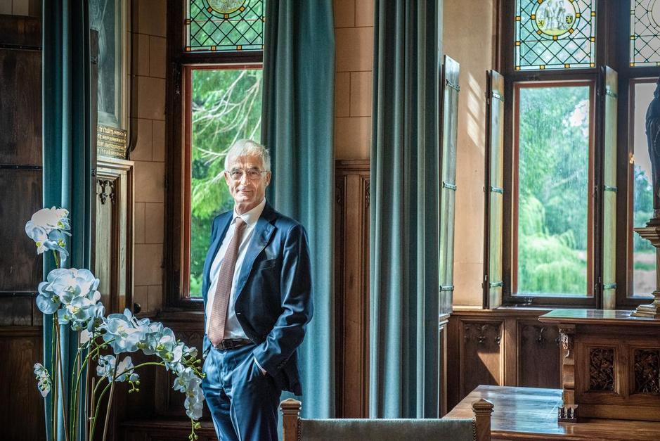 """Geert Bourgeois: """"We moeten stoppen met het bouwen van woonzorgcentra"""""""
