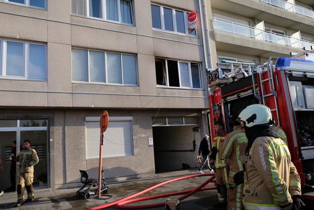 71-jarige die om het leven kwam in brand, was weduwnaar uit Wallonië