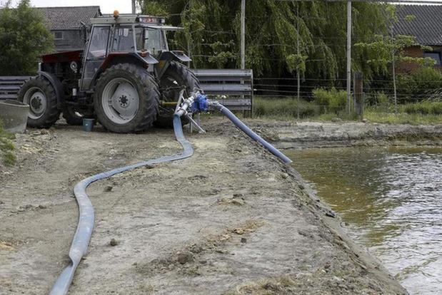 Captatieverbod op Poekebeek, verbod op IJzerbekken versoepeld