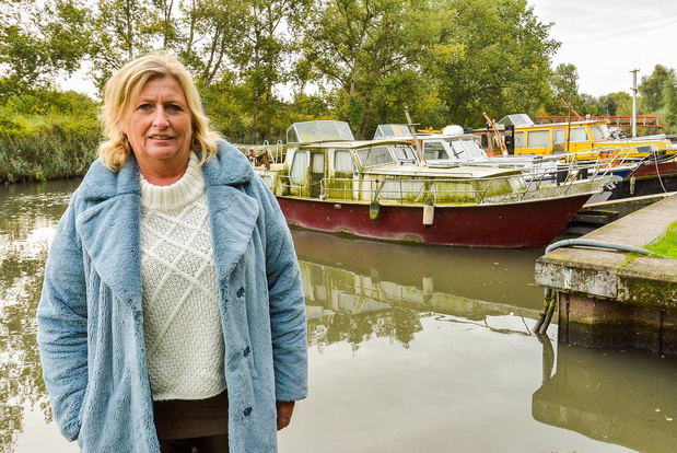 "Fractieleider N-VA hekelt toestand kleine jachthaven in Wervik: ""Een botenkerkhof"""
