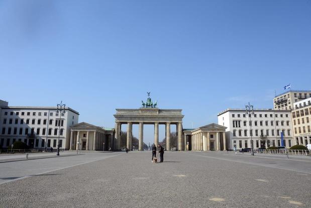 Allemagne: pour la première fois, chaque malade du Covid-19 contamine moins d'une personne