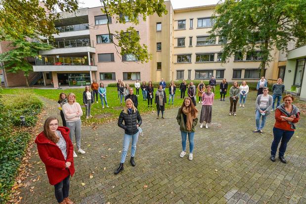 WZC Mater Amabilis werkt samen met hogeschool Vives rond eerstelijnszorg