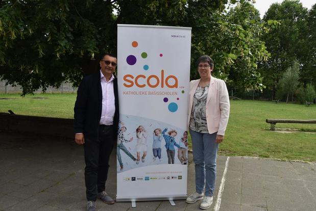 Nieuwe coördinerend directeur voor vzw Scola