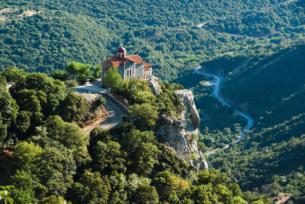 Roadtrip : traversez la plus grande presqu'île de Grèce