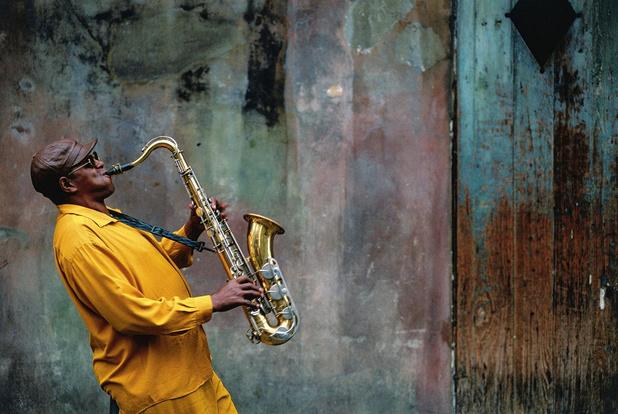 Le bon goût du jazz!