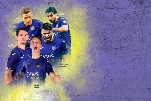 Anderlecht version 2021-22: Nouveaux visages, mêmes problèmes