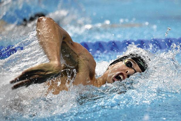 'Zwemmers klagen weinig'