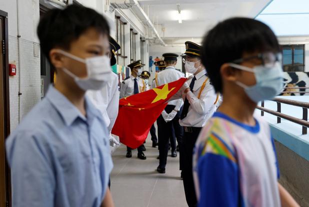 'Nieuwe culturele revolutie': Chinese scholieren moeten gedachtegoed van 'opa Xi' bestuderen