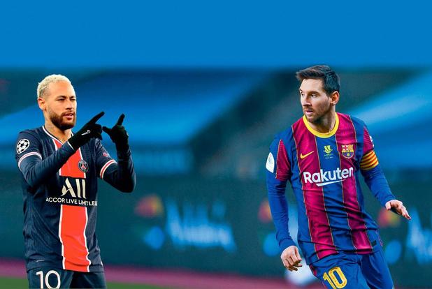Neymar-Messi, l'improbable bromance
