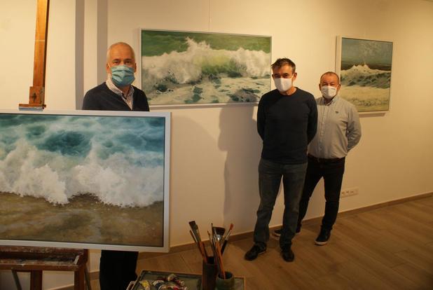 Bezoek de zeezichten van Koen De Clercq digitaal