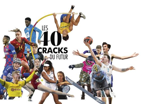 Les cracks du futur: voici 40 noms dont vous allez entendre parler
