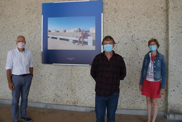Foto-expo Blue Mind in Nieuwe Gaanderijen Oostende