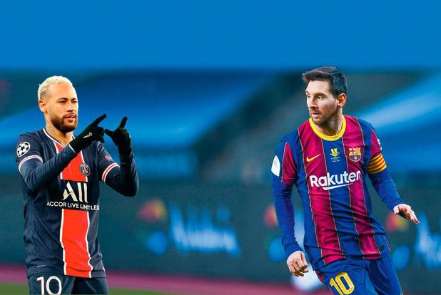 Champions League trekt zich weer op gang met clash tussen Barça en PSG