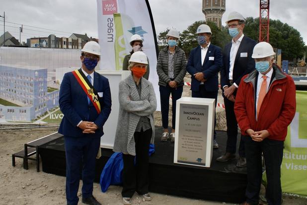 Nieuwe InnovOcean campus in Oostende moet marien onderzoek een boost geven