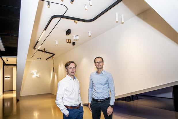 """Peter en Jan Ameloot van Delta Light uit Wevelgem: """"Door vakantiewerk leerden we ons bedrijf écht kennen"""""""