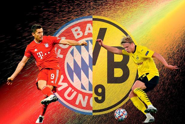 Dortmund-Bayern: retour sur l'histoire d'un vrai-faux Klassiker
