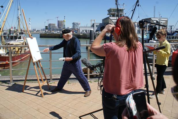 Jan Decleir is virtuele gids bij expo over Constant Permeke in Oostende