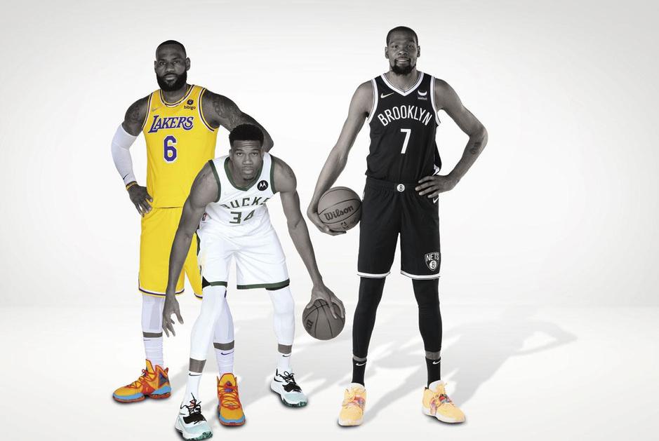 Ultieme voorbeschouwing op NBA: kunnen James, Curry of Durant de 'Greek Freak' kloppen en wat met vaccins?