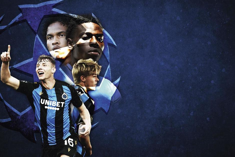 Voorbeschouwing Club Brugge in de Champions League: pot 3 is het nieuwe doel