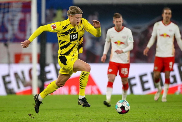 Dortmund, un éclair dans la grisaille
