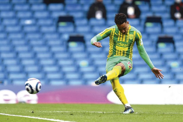 Matheus Pereira - CLUB: West Bromwich Albion