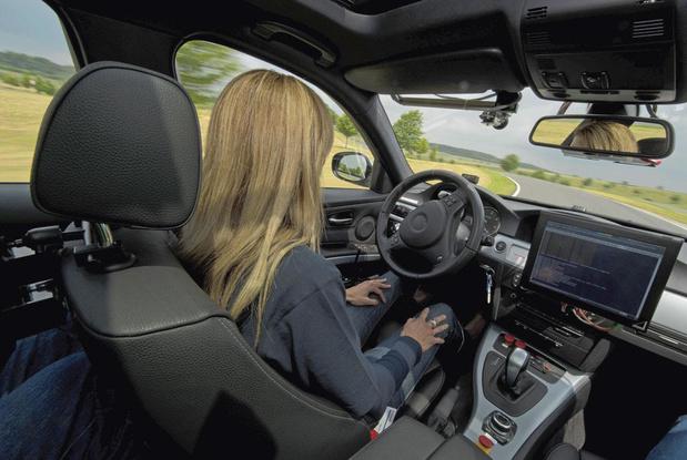 Technologie maakt de bestuurder minder alert