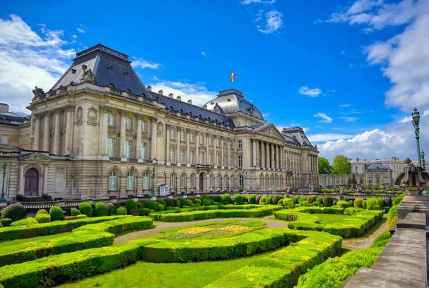 Koninklijk Paleis in Brussel opent op 23 juli voor het publiek