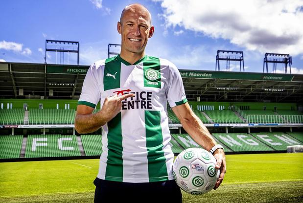 FC Groningen krijgt boost door Robben-effect